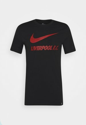 LIVERPOOL FC TEE GROUND - Club wear - black