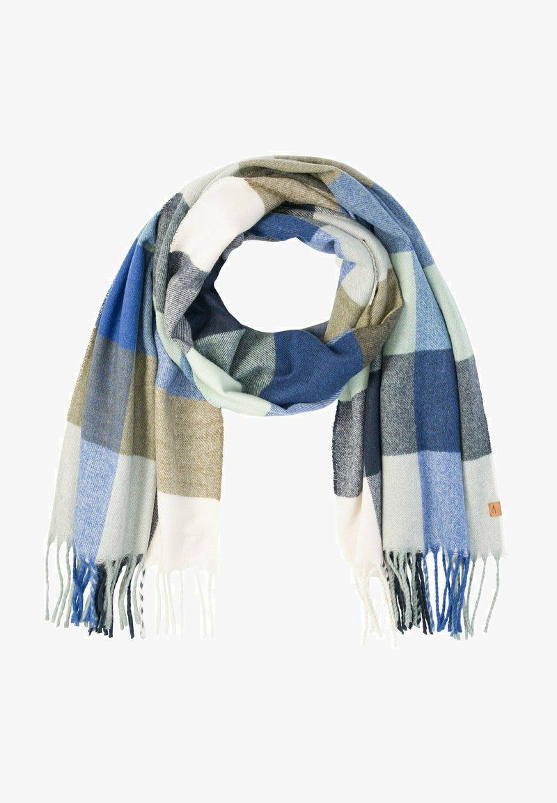 camel active - Scarf - quarz blue