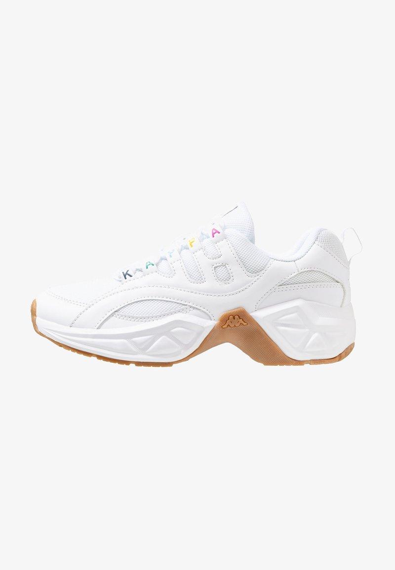 Kappa - OVERTON - Sportovní boty - white/multicolor