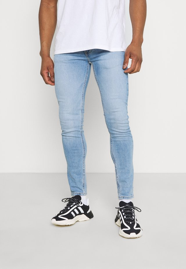 519™ EXT SKINNY HI BALLB - Jeans Skinny Fit - wolf good decisions adv