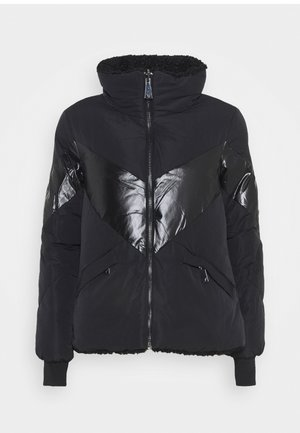 ORIETTA REVERSIBLE JACKET - Winter jacket - jet black