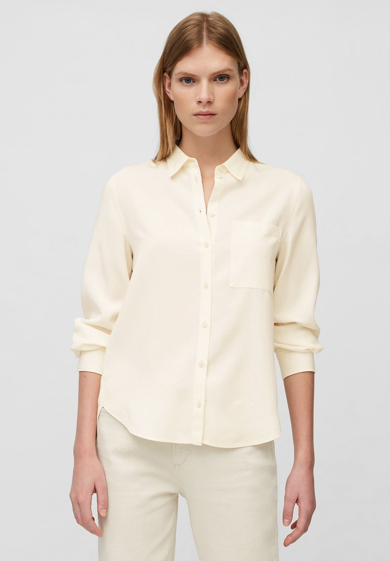 Marc O'Polo - Button-down blouse - raw cream