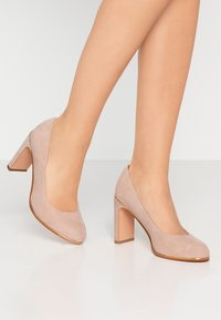 Pier One - High heels - beige - 0