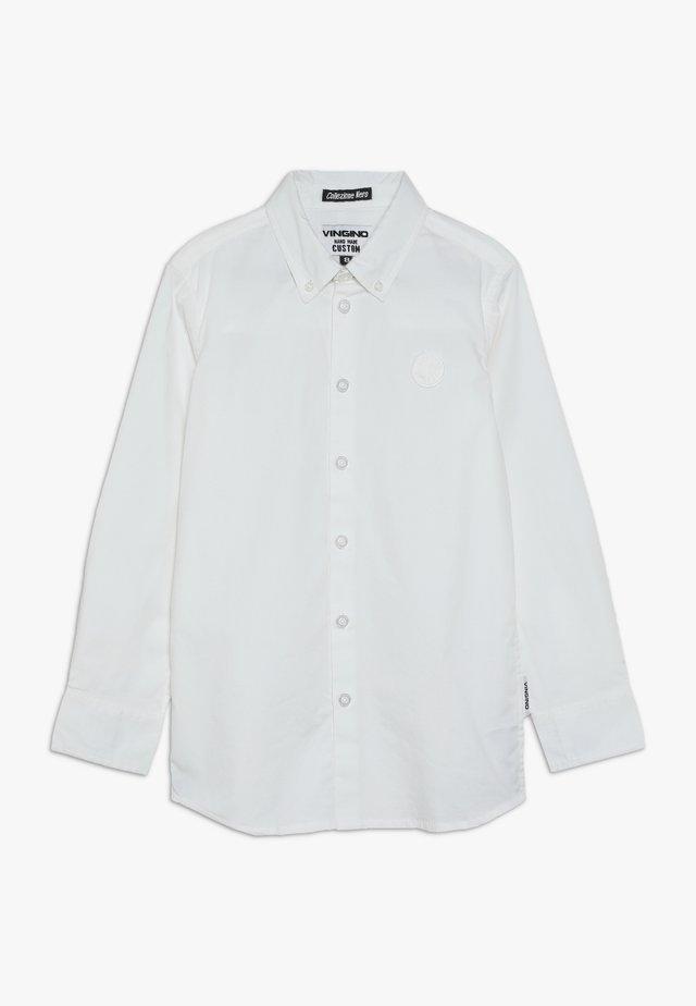 LORENCO - Skjorter - real white
