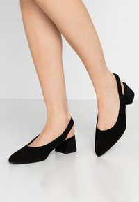Esprit - KEAN SLING - Klassiske pumps - black - 0