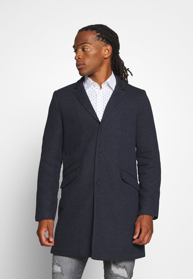 ONSJULIAN KING COAT - Kåpe / frakk - night sky melange