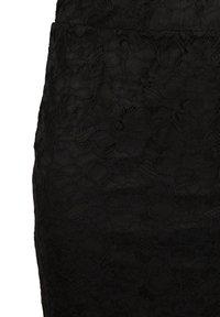 Zizzi - Pencil skirt - black - 5