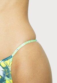 Ellesse - FREYAH SET - Bikini - blue/yellow - 3