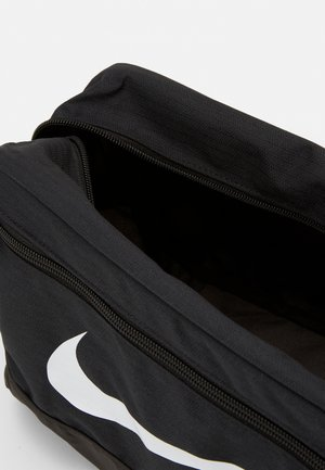 SHOE 11L UNISEX - Wash bag - black/white