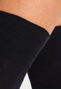 Falke - Over-the-knee socks - dark navy - 1