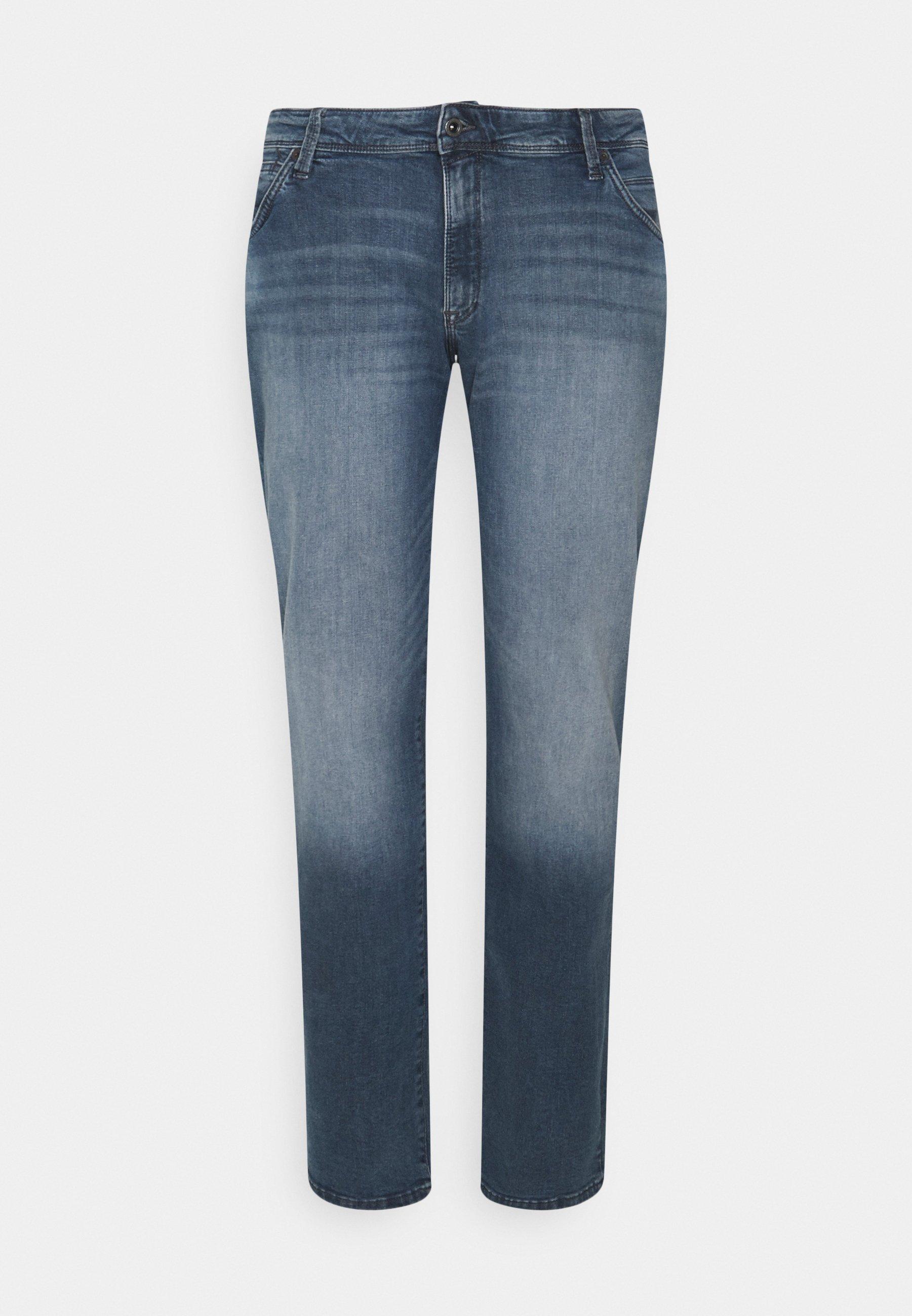 Uomo JJIGLENN JJFOX - Jeans a sigaretta