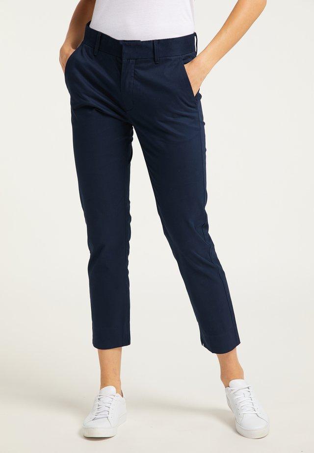 Pantalon classique - marine