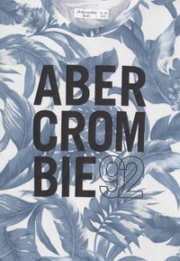 Abercrombie & Fitch - Print T-shirt - dark blue - 2
