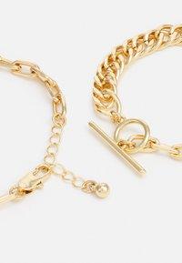 Fire & Glory - FGMITSY BRACELET 5 pack - Bracelet - gold-coloured - 1