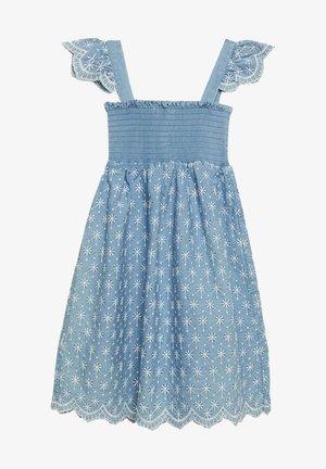 Vestito elegante - azzurro