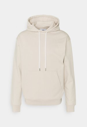 HOODED - Huppari - stratus grey