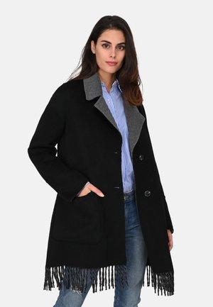 FABIENNE  - Manteau classique - black