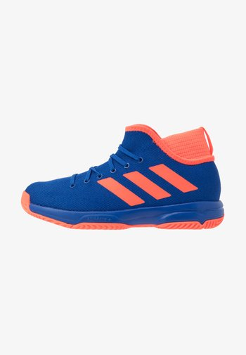 Multicourt tennis shoes - collegiate royal/solar red