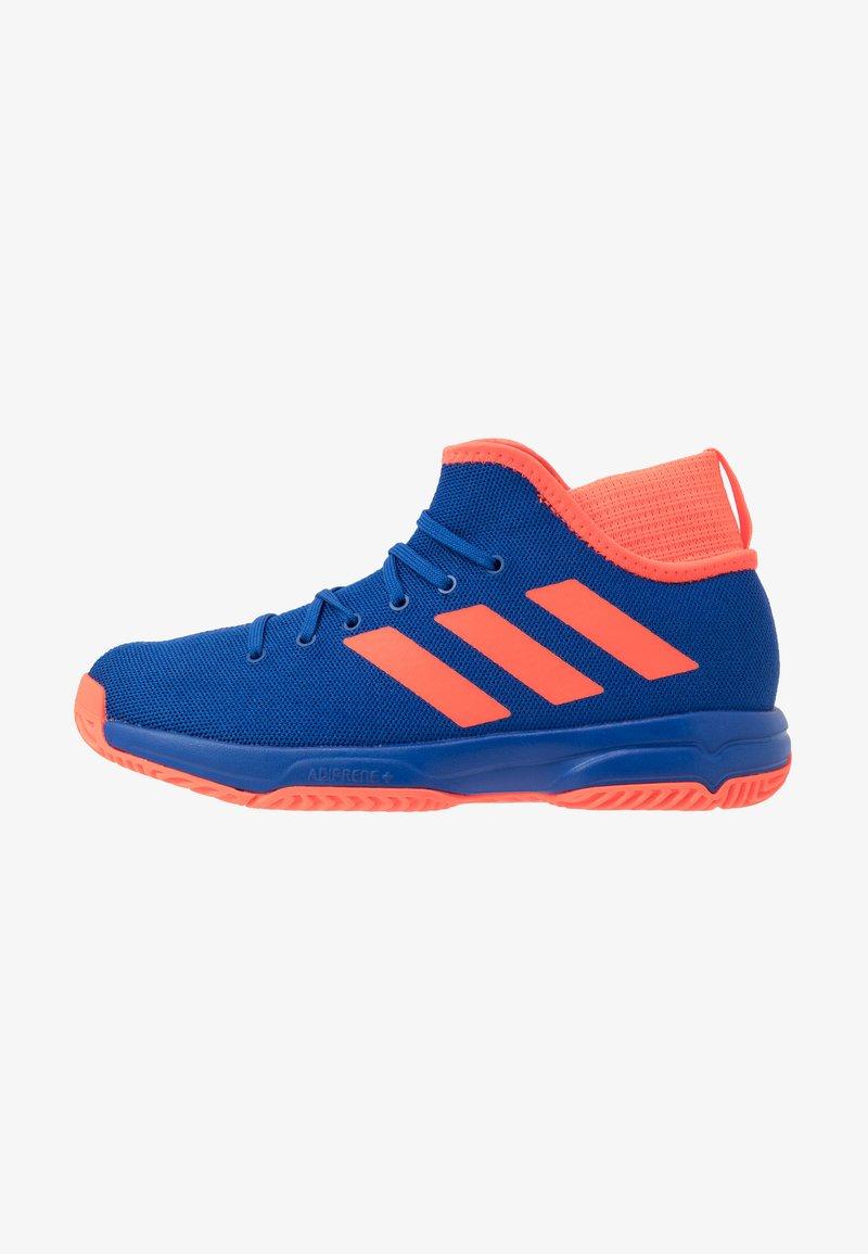 adidas Performance - Multicourt tennis shoes - collegiate royal/solar red