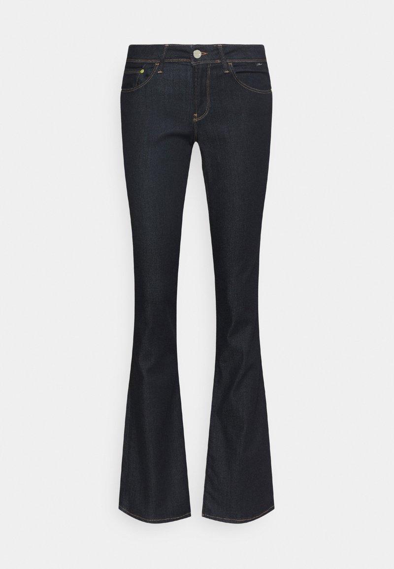Mavi - BELLA MID RISE - Bootcut jeans - rinse