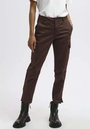 MANDY - Cargo trousers - shopping bag