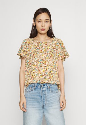 VIFLUMA FLOUNCE TOP - Blouse - flower