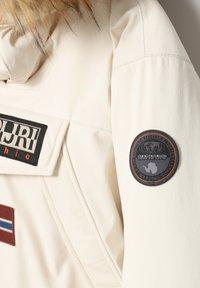 Napapijri - SKIDOO - Winter jacket - WHITECAP GRAY - 5