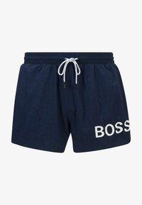 BOSS - MOONEYE - Shorts da mare - dark blue - 3