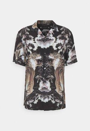 GOBI SHIRT - Shirt - jet black