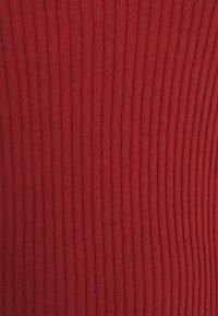 Glamorous Curve - ONE SHOULDER - Long sleeved top - cinnamon - 5