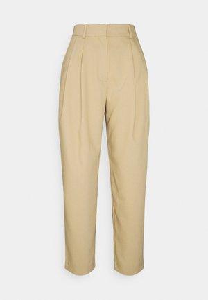 ZINC TROUSER - Pantaloni - beige