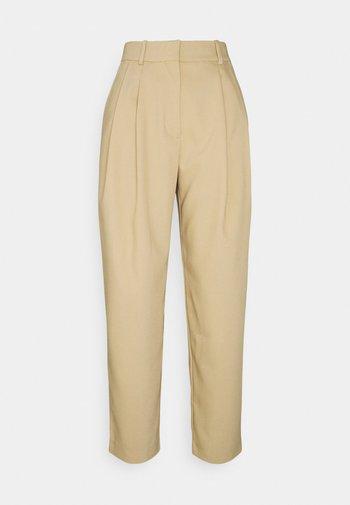 ZINC TROUSER - Trousers - beige