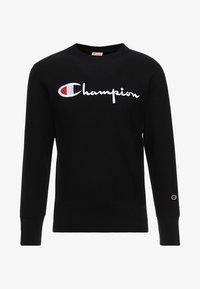 Champion Reverse Weave - Collegepaita - black - 4