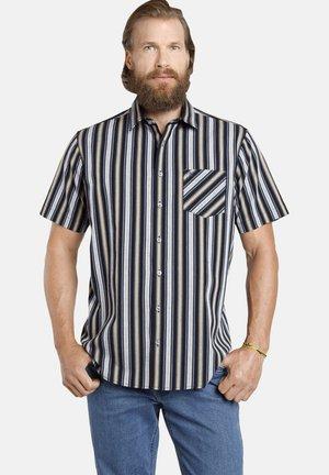 JABBE - Shirt - schwarz gestreift
