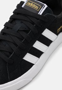 adidas Originals - BASKET PROFI UNISEX - Trainers - core black/footwear white/gold metallic - 5
