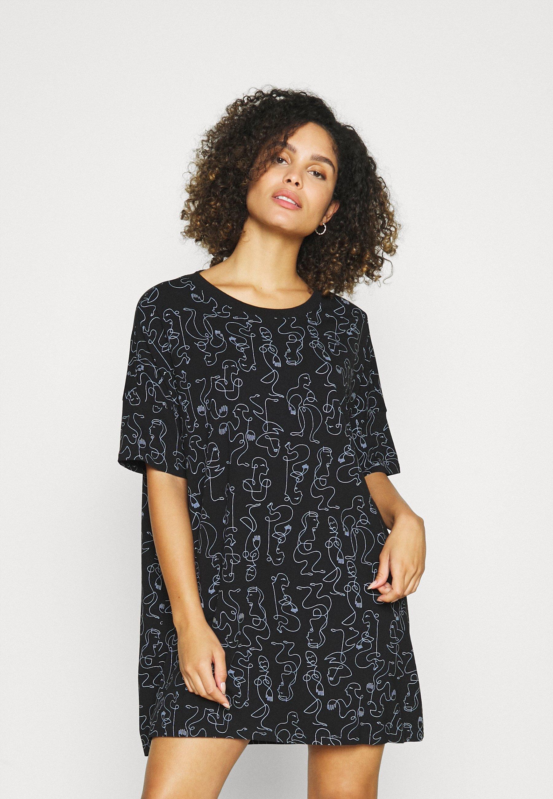 Damen TOONIE - Nachthemd