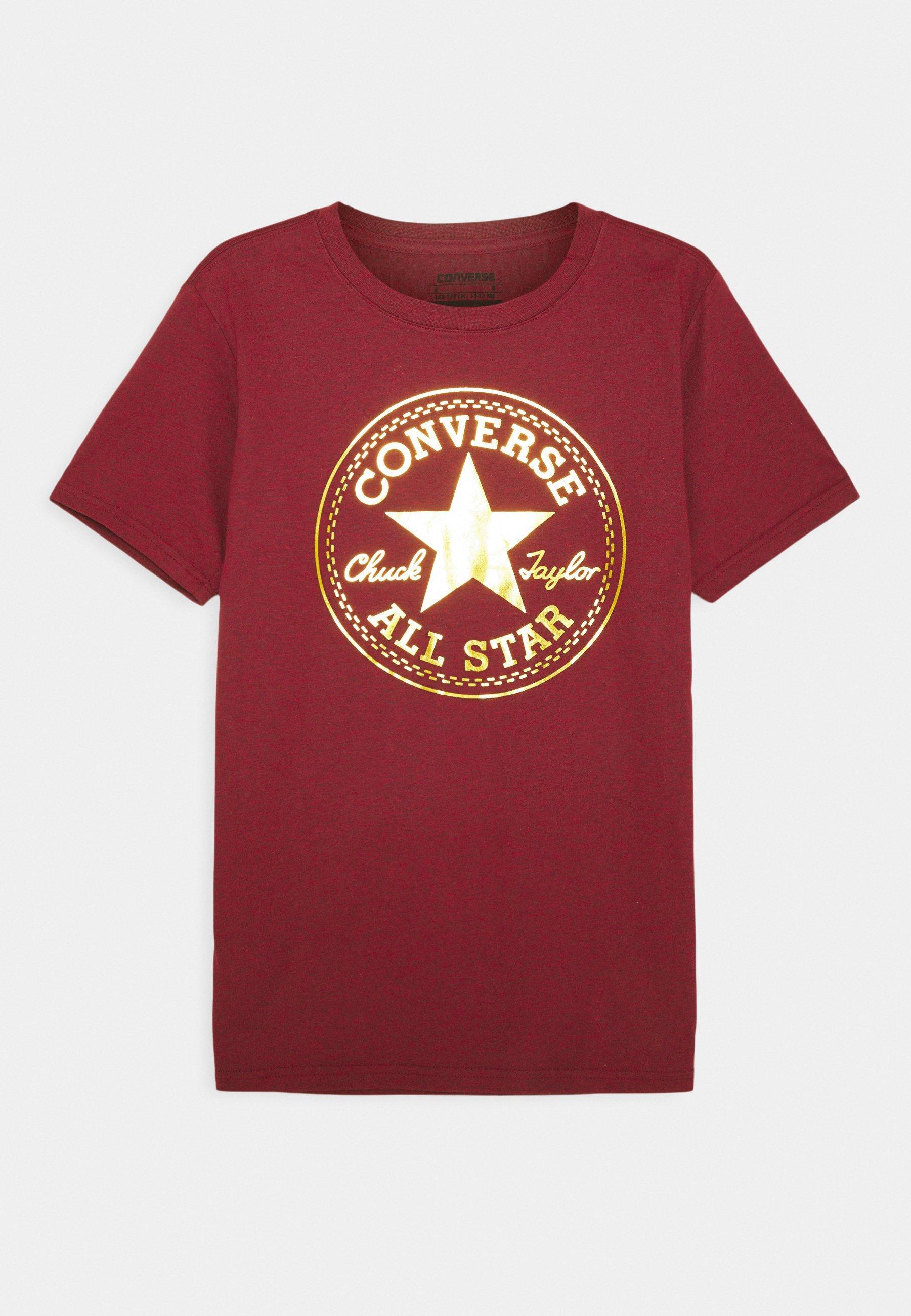Kids FOIL CHUCK PATCH TEE UNISEX - Print T-shirt