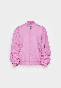 Bomber Jacket - pink medium