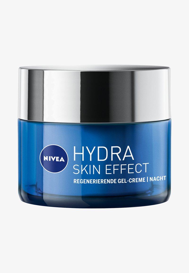 Nivea - HYDRA SKIN EFFECT REGENERATIVE GEL CREME NIGHT - Night care - -