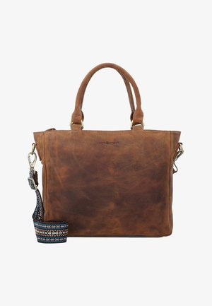 VINTAGE SANTANA - Handbag - brown