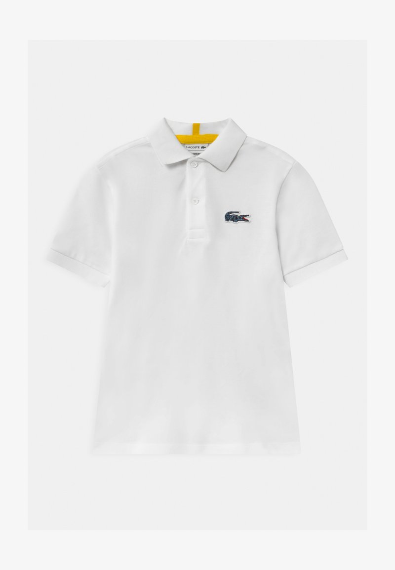Lacoste - LACOSTE X NATIONAL GEOGRAPHIC - Polo shirt - white