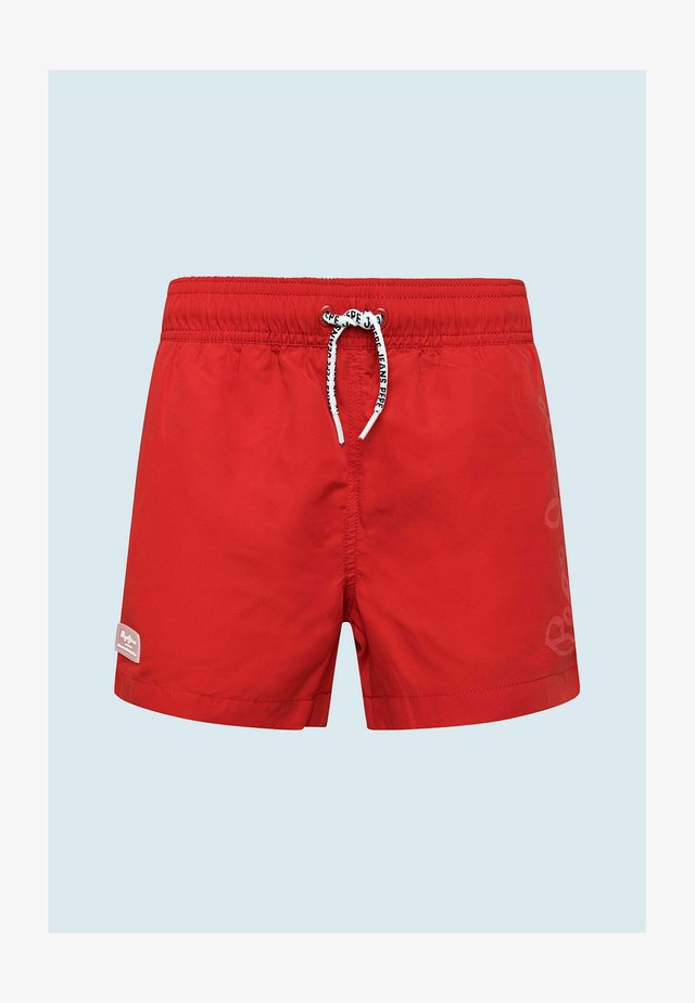 Surfshorts - rot