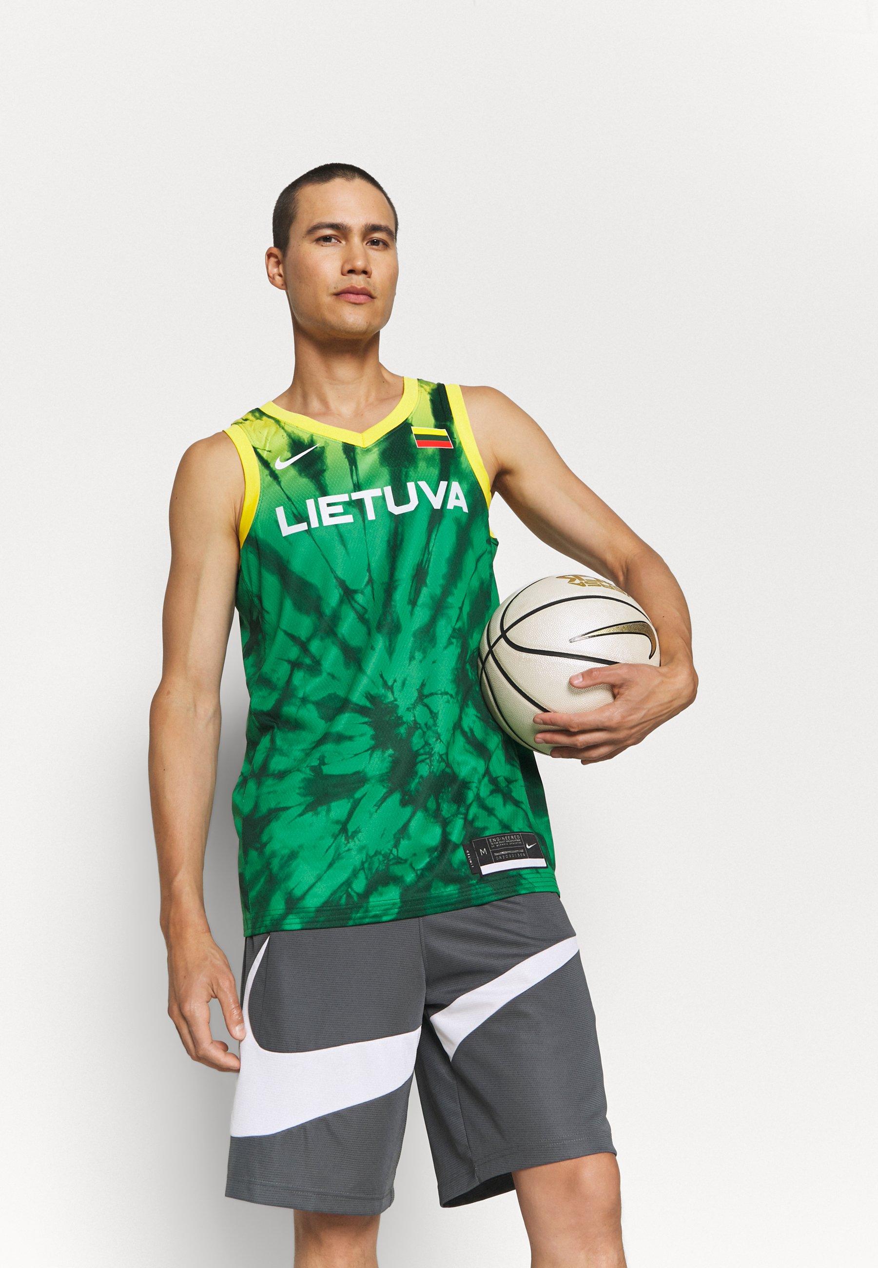Men LITHUANIA TEAM SWINGMAN - Sports shirt