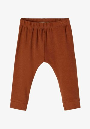 Legging - tobacco brown