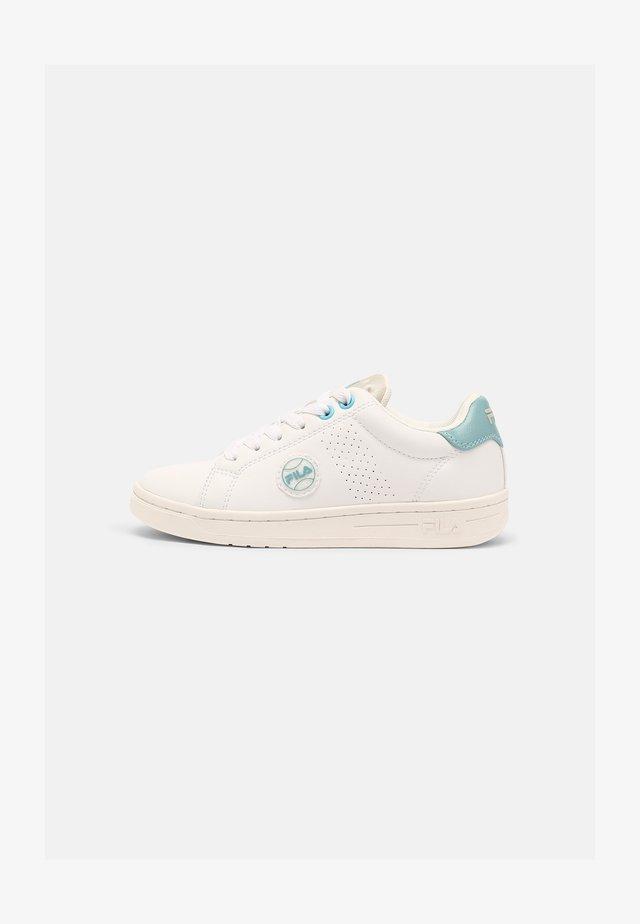 CROSSCOURT 2 KIDS - Sneakersy niskie - white/rainy day