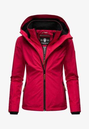 Light jacket - fuchsia