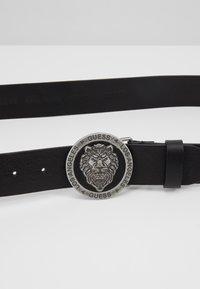 Guess - NOT ADJUST BELT - Belt - black - 4