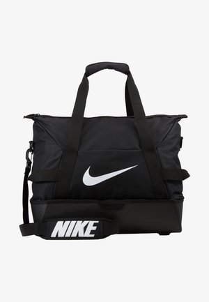 ACDMY TEAM  - Sports bag - black/black/white