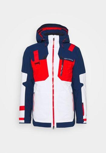 TORDRILLO GTX - Snowboardová bunda - white