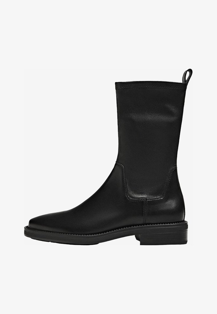 Massimo Dutti - Classic ankle boots - black